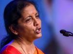 Tamilnadu Is Pioneer Business Since Choza Kingdom Nirmala Sitharaman