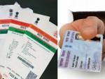 Linking Pan Aadhar Card Is Mandatory File Income Tax