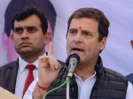 Giving Rs 17 Day Farmers Is An Insult Rahul Gandhi Criticizes