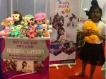 Year Old Girl Ishana A Toy Maker And Seller Who Is Giving Free Toys To Hiv Affected Childrens