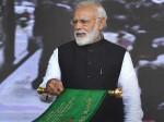 Prime Minister Narendra Modi Had Opened 157 Plans Schemes Last 30 Days