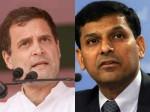 Rahul Gandhi S Nyay Scheme Is Possible With Conditions Apply Said Raghuram Rajan