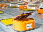 Flipkart Introduced 100 Robots Its Bengaluru Delivery Hub