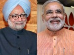 Manmohan Vs Modi Gdp Growth In India
