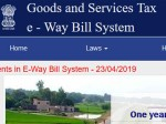 Gst Return Non Filing For 2 Months To Be Banned E Way Bill Generation