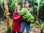 Gujarat Couples Quits Us Job To Start Organic Farming In India