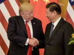 China Us Talks Only Resolve Their Problem
