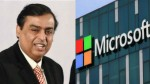 Reliance Microsoft Cloud Tie Up Poses Threat To Amazon Google In India