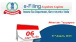 Income Tax Return Did You File Your Income Tax Return If Not Then Go Through This Article