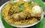 Very Tasty Briyani And Yummy Side Dish In Salem