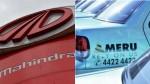 Mahindra To Acquire 55 Stake In Meru For 201 5 Crore
