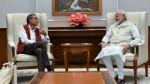 Narendra Modi Met Economics Nobel Winner Abhijit Banerjee
