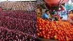 Again Onion Tomato Prices Are High At Rs 60 70 Per Kg In Delhi