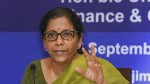 Nirmala Sitharaman Said There Is No Recession Yet Economic Growth Is Down