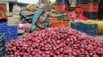 Metric Tonne Onion Stock Gone Waste