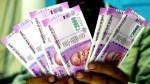 Rupee Notes Can Be Demonetized Ex Finance Secretary Idea