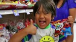 Forbes Announced Eight Year Old Youtuber Earns Highest 26 Million A Year