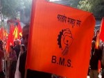 Bharatiya Mazdoor Sangh Rss Affiliated Calls For Protests Against New Labaor Policies Of Madi Govt