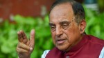 Air India Privatization Subramanian Swamy Threatens To Move Court For Modi Govt S Decision