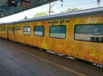 Irctc Officially Said Pay Around Rs 63 000 As Compensation For Late Running Of Tejas Express
