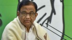 P Chidambaram Said Congress May Oppose Lic Listing