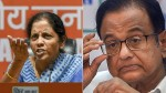 Nirmala Sitharaman Replied To P Chidambaram About Fiscal Deficit