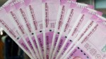 Government Dint Order To Print 2000 Rupee Currency Notes In 2019