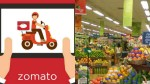 Zomato Rolls Out Its Grocery Delivery Service Zomato Marke