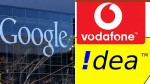 Google Eyes Stake In Vodafone Idea Report