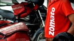 Zomato Delivery Boys Tore And Burnt Offical Zomato T Shirt