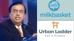 Mukesh Ambani Next E Tail Expansion Urban Ladder Milkbasket Are In Talks With Ril For Acquisition