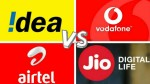 Jio Adds 4 5 Million New Subscribers While Airtel Vi Lost Its Users