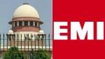 Emi Moratorium Supreme Court Adjourned For Oct 5 The Next Hearing