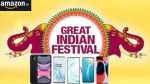 Amazon Great Indian Festival Sale Give Big Discount And Offer For Smartphone To Iphone
