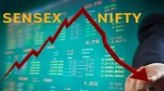 Sensex Drops Nearly 100 Point Nifty Also Slips Below 11