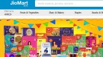 Reliance S Jiomart Introduced Electronics Products Sale Ahead Of Festive Season Shopping