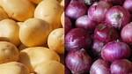 Onion And Potato Prices Hit Coming Festival Season