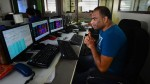Indian Share Market Sensex Up 350 Points Trading At 40895 On 21 Oct