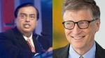 Mukesh Ambani Ril Invest In Bill Gates Venture