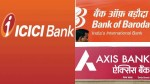 Bob Icici Bank Announced Fees For Certain Transactions