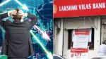 Lakshmi Vilas Bank Under Moratorium Shareholders Might Be Left In A Difficult Position