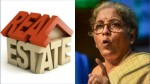 Tax Relief For Home Buyers Stimulus 3 0 By Fm Nirmala Sitharaman