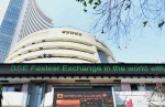 Indian Markets Opens At New Record High Nifty Above 13