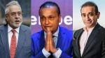 Anil Ambani Owed More Than Vijay Mallya Nirav Modi Combined Stakes To Indian Banks