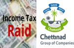 It Dept Found Rs 700 Cr Of Income Evasion In Chettinad Group Cbdt Statement