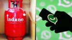 How To Refill Your Indane Gas Using Whatsapp