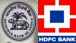 Hdfc Bank Shares Declines After Rbi Orders Halt On Digital Launches Credit Cards