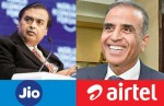 Airtel Beats Jio On Adding New Users To Their Network