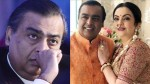 Mukesh Ambani Listed Out From World Top 10 Richest Billionaires List