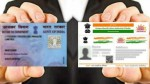 Need To Link Aadhaar Card With Pan Card Please Check Here Ways To Do It